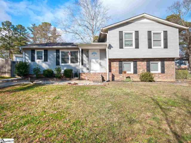 308 Capewood Road, Simpsonville, SC 29680 (MLS #1383488) :: Prime Realty