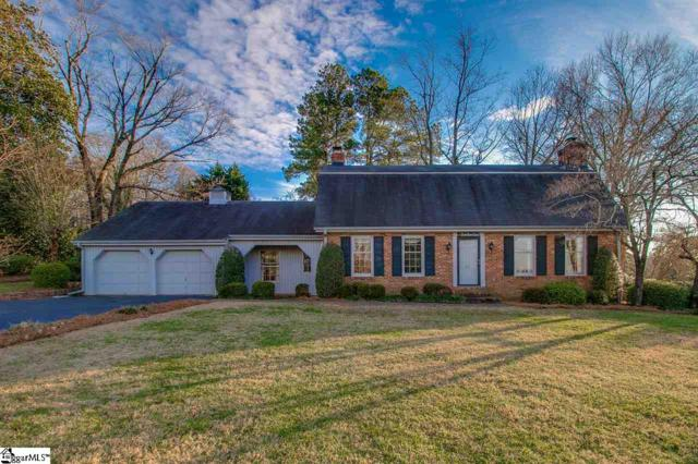 255 Sheffield Road, Greer, SC 29651 (#1383490) :: Hamilton & Co. of Keller Williams Greenville Upstate