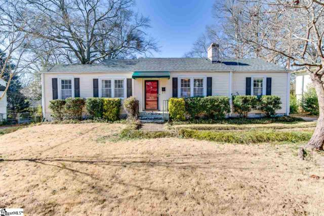 615 Summit Drive, Greenville, SC 29609 (#1383552) :: Hamilton & Co. of Keller Williams Greenville Upstate