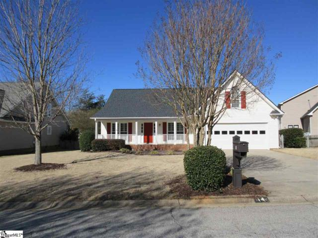14 Overcup Court, Greer, SC 29650 (#1383609) :: Hamilton & Co. of Keller Williams Greenville Upstate