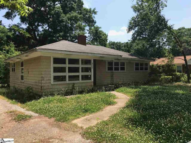 311 Crestview Drive, Spartanburg, SC 29301 (#1383630) :: The Toates Team