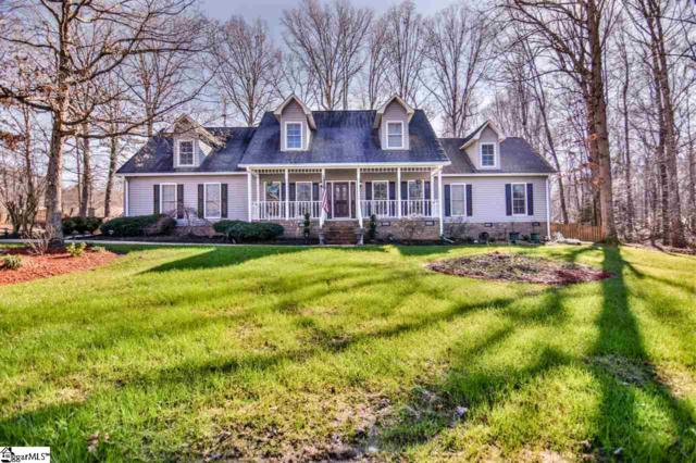 9 Holly Trace Drive, Simpsonville, SC 29681 (#1383638) :: Hamilton & Co. of Keller Williams Greenville Upstate