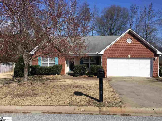 112 Catterick Way, Fountain Inn, SC 29644 (#1383646) :: J. Michael Manley Team