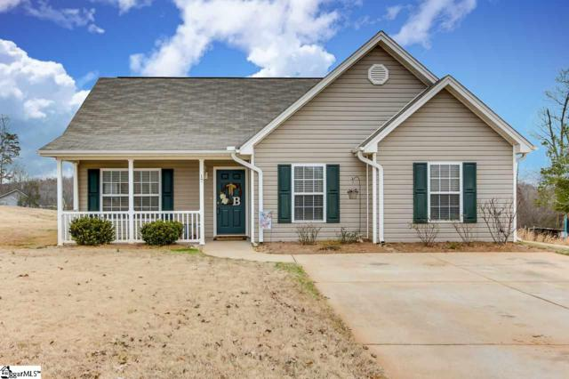17 Natalie Court, Greer, SC 29651 (#1383690) :: Connie Rice and Partners
