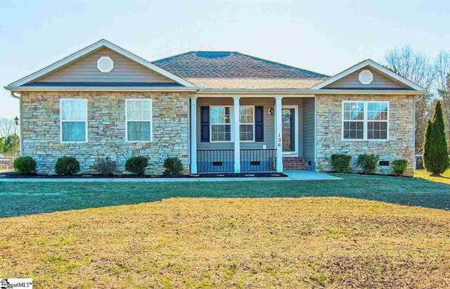 106 Roseberry Hill Drive, Lyman, SC 29365 (#1383758) :: The Haro Group of Keller Williams