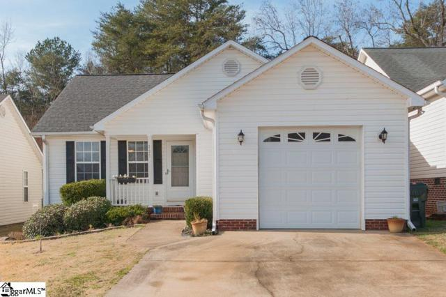 125 Cosmos Lane, Greer, SC 29651 (#1383778) :: Hamilton & Co. of Keller Williams Greenville Upstate