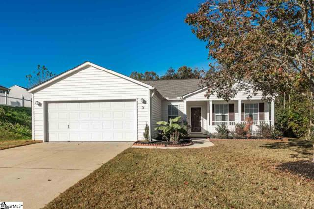 3 Alewine Court, Taylors, SC 29687 (#1383938) :: The Haro Group of Keller Williams