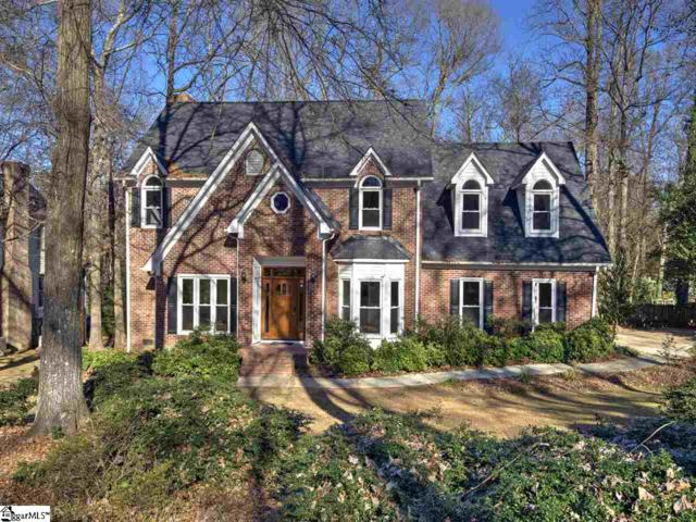 114 Dartmoor Drive, Greer, SC 29650 (#1383998) :: Connie Rice and Partners