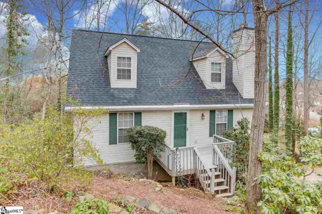 1706 Winding Way, Taylors, SC 29687 (#1384431) :: Coldwell Banker Caine