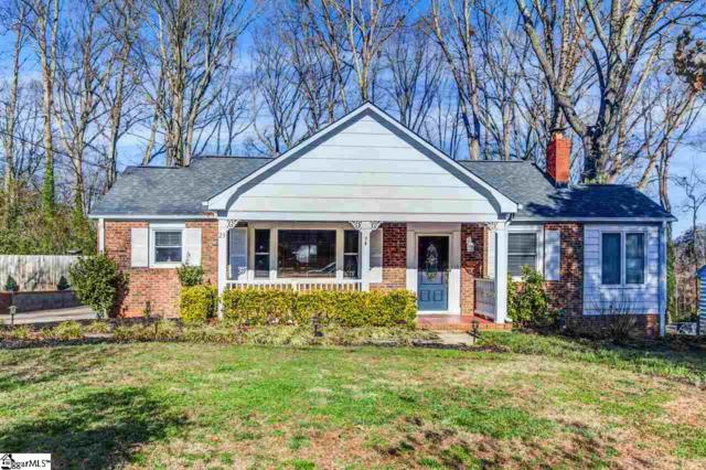 23 Bradley Boulevard, Greenville, SC 29609 (#1384538) :: Hamilton & Co. of Keller Williams Greenville Upstate