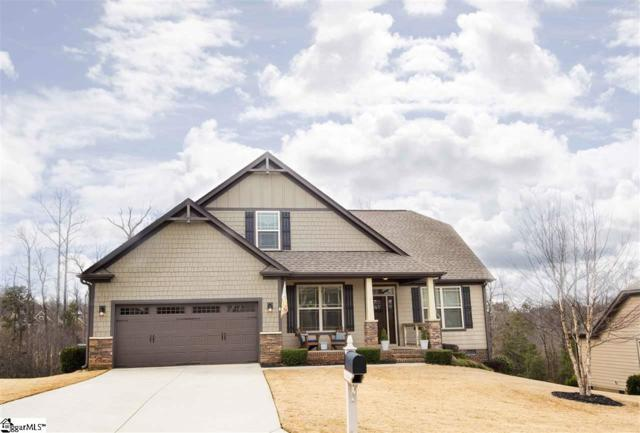 313 Castle Creek Drive, Greer, SC 29651 (#1384548) :: Coldwell Banker Caine