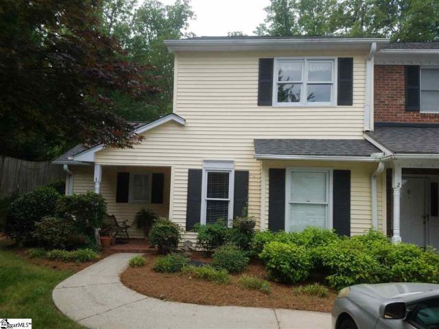 2808 E. North Street Unit #1, Greenville, SC 29615 (#1384606) :: J. Michael Manley Team