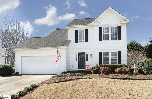 204 Twinleaf Way, Simpsonville, SC 29680 (#1384838) :: The Robby Brady Team