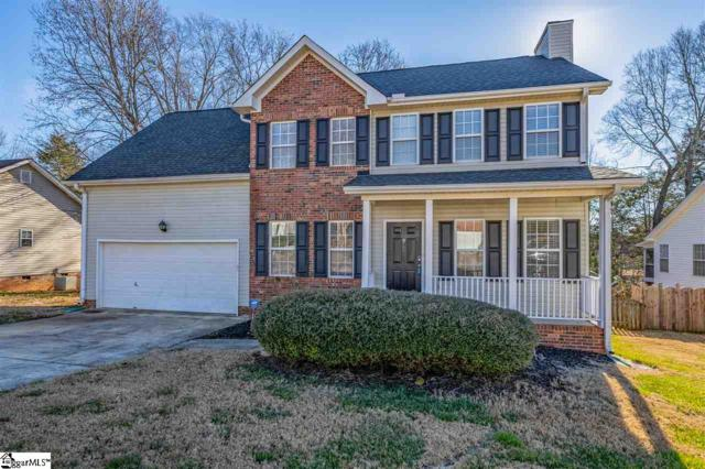 410 Windy Meadow Way, Simpsonville, SC 29680 (#1384961) :: The Toates Team
