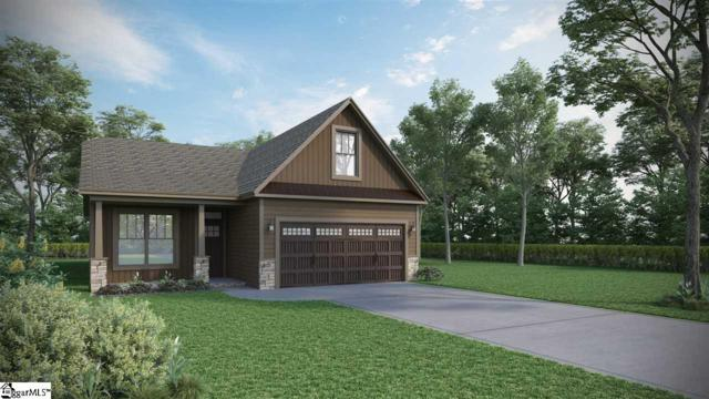 140 Shumard Lane Lot 33, Taylors, SC 29687 (#1384962) :: Coldwell Banker Caine