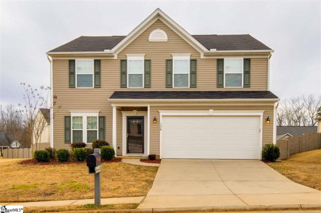 126 Young Harris Drive, Simpsonville, SC 29681 (#1385044) :: Hamilton & Co. of Keller Williams Greenville Upstate