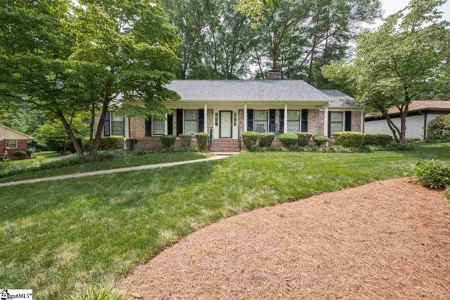 102 Kingsridge Drive, Greenville, SC 29615 (#1385129) :: Coldwell Banker Caine