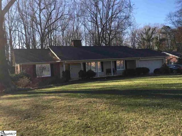 316 Holly Drive, Spartanburg, SC 29301 (#1385144) :: Hamilton & Co. of Keller Williams Greenville Upstate