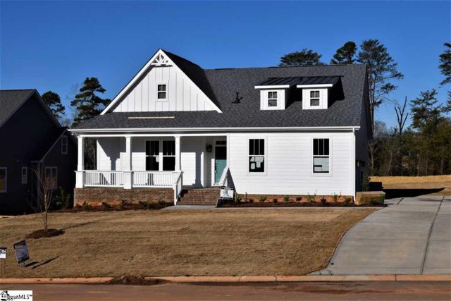 124 Rosecrest Lane, Simpsonville, SC 29680 (#1385208) :: Hamilton & Co. of Keller Williams Greenville Upstate