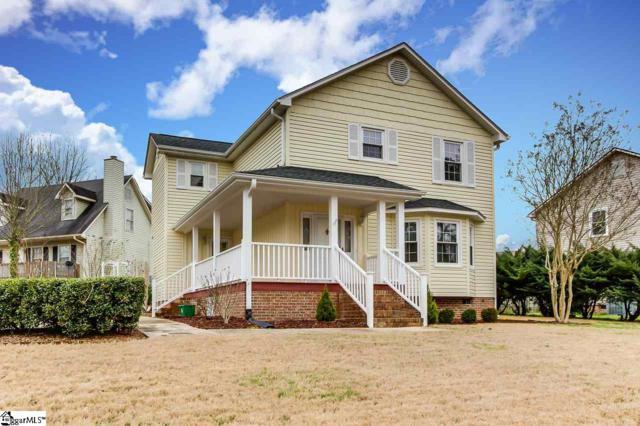502 Creek Drive, Easley, SC 29642 (#1385372) :: Hamilton & Co. of Keller Williams Greenville Upstate