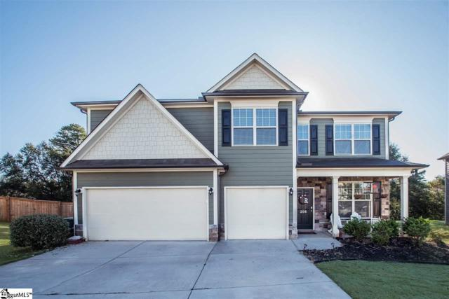 208 Bradbourne Way, Simpsonville, SC 29680 (#1385512) :: The Haro Group of Keller Williams