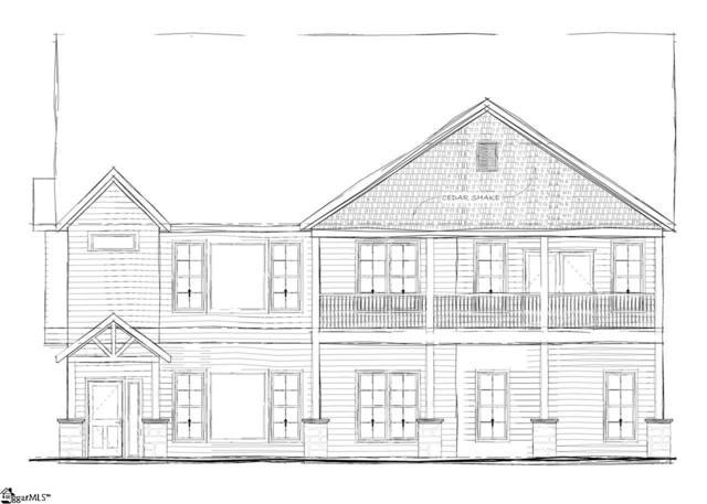 626 Sedge Street, Taylors, SC 29687 (#1385530) :: Hamilton & Co. of Keller Williams Greenville Upstate