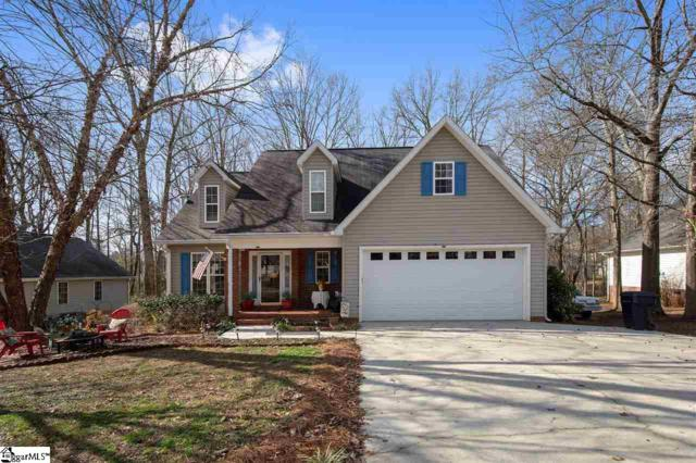 509 Laurel Creek Drive, Anderson, SC 29621 (#1385622) :: Hamilton & Co. of Keller Williams Greenville Upstate