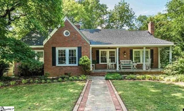 105 W Mountainview Avenue, Greenville, SC 29609 (#1385682) :: Hamilton & Co. of Keller Williams Greenville Upstate