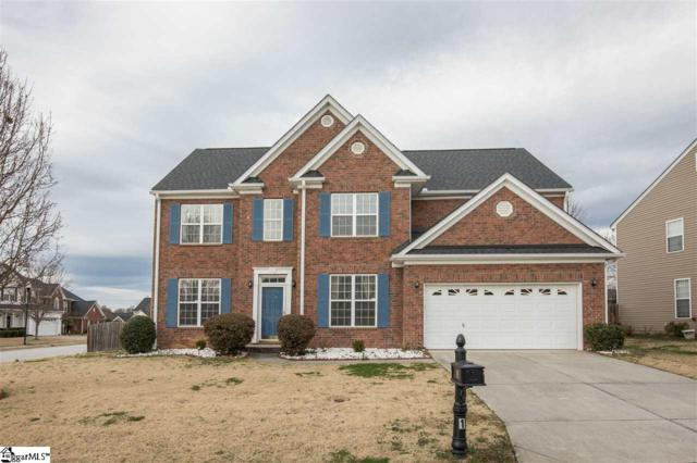 1 Galway Drive, Greer, SC 29650 (#1385712) :: The Toates Team