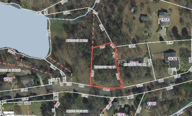 E Saluda Lake Road, Greenville, SC 29611 (#1385713) :: Coldwell Banker Caine