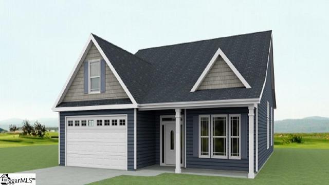 104 Marshfield Trail, Simpsonville, SC 29680 (#1385871) :: Hamilton & Co. of Keller Williams Greenville Upstate