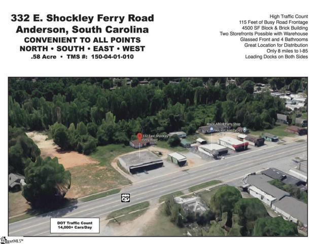 332 E Shockley Ferry Road, Anderson, SC 29624 (#1385896) :: Connie Rice and Partners