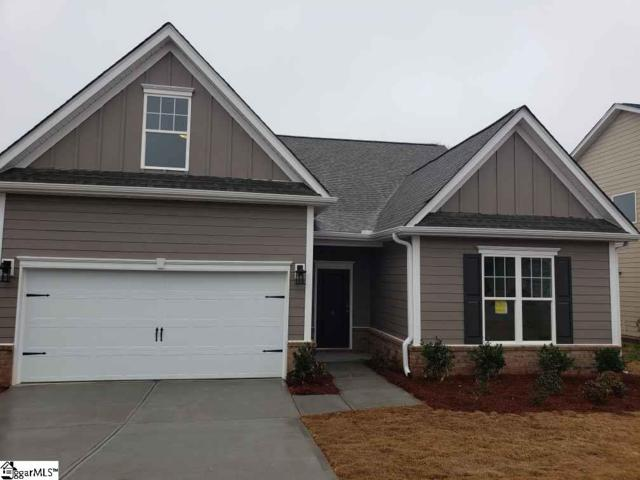 8 Fowler Oaks Lane Lot 49, Simpsonville, SC 29681 (#1385931) :: The Toates Team