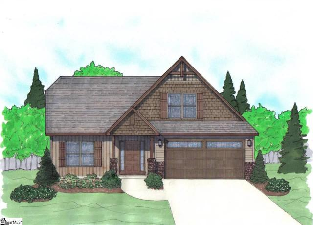 38 Double Crest Drive Lot 10, Taylors, SC 29687 (#1385936) :: The Toates Team