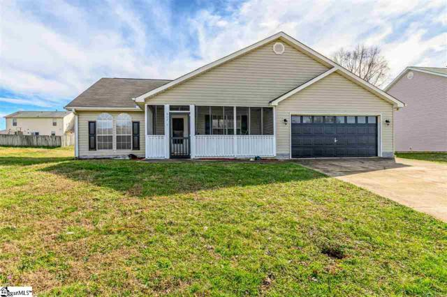 607 Sweet William Way, Fountain Inn, SC 29644 (#1385965) :: The Toates Team