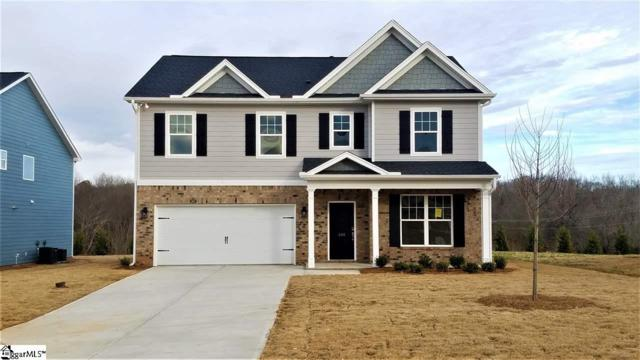 508 Rome Court Lot 43, Greer, SC 29651 (#1386065) :: Mossy Oak Properties Land and Luxury
