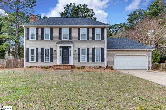 6 Pine Gate Court, Greenville, SC 29607 (#1386157) :: Connie Rice and Partners