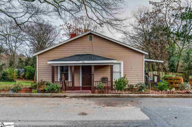 226 Morrow Street, Greer, SC 29651 (#1386165) :: Connie Rice and Partners