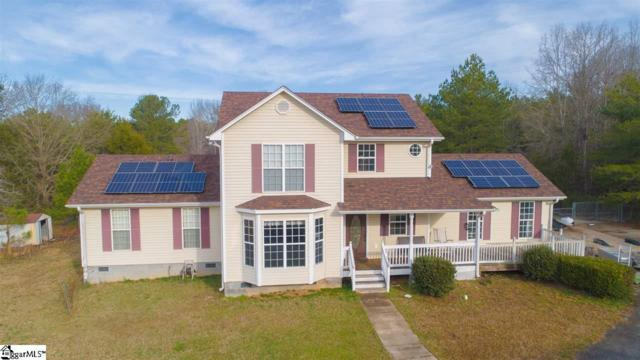 588 Douglas Road, Gray Court, SC 29645 (#1386177) :: Connie Rice and Partners
