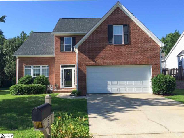 8 Candor Place, Simpsonville, SC 29681 (#1386365) :: Hamilton & Co. of Keller Williams Greenville Upstate