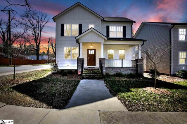 160 Stall Street, Greenville, SC 29609 (#1386383) :: The Toates Team