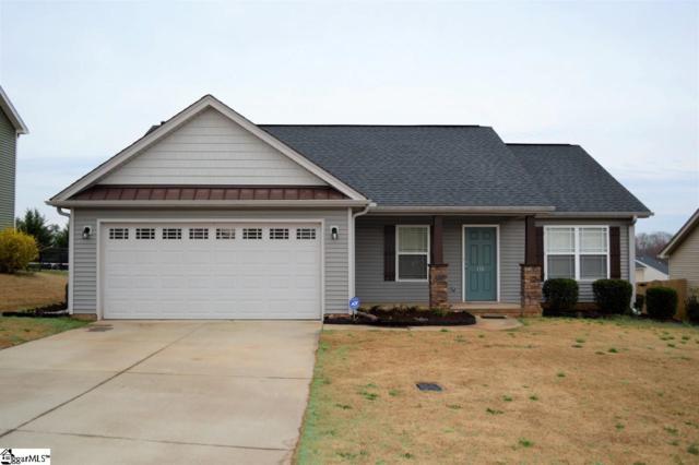 116 Corinth Drive, Piedmont, SC 29673 (#1386561) :: Coldwell Banker Caine