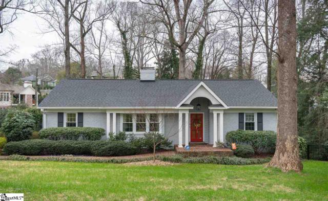 17 E Lanneau Drive, Greenville, SC 29605 (#1386644) :: Hamilton & Co. of Keller Williams Greenville Upstate