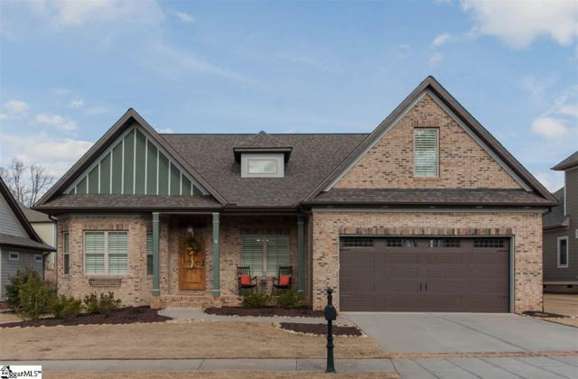 338 Laguna Lane, Simpsonville, SC 29680 (#1386649) :: Hamilton & Co. of Keller Williams Greenville Upstate
