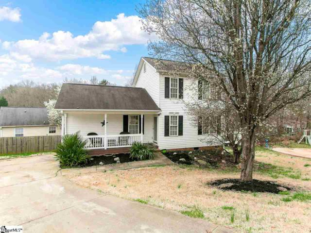 118 Wonderberry Court, Boiling Springs, SC 29316 (#1386851) :: The Toates Team