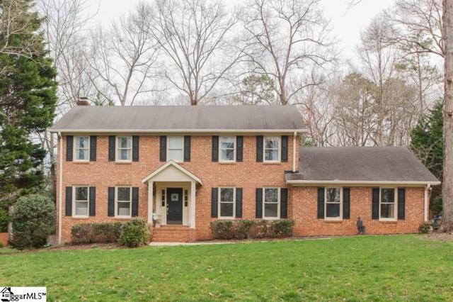119 Red Oak Court, Simpsonville, SC 29681 (#1386865) :: J. Michael Manley Team