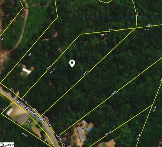 941 Old Hills Bridge Road, Pauline, SC 29374 (#1386881) :: Mossy Oak Properties Land and Luxury