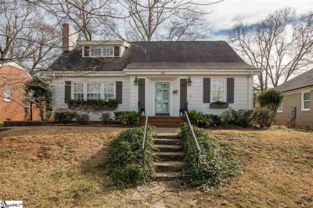 113 W Montclair Avenue, Greenville, SC 29609 (#1387116) :: The Toates Team