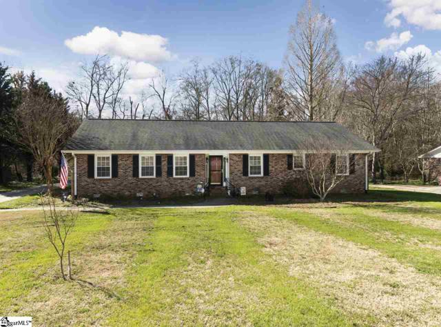 607 Loblolly Drive, Anderson, SC 29625 (#1387206) :: The Toates Team