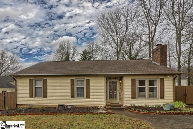 205 Timber Lane, Greenville, SC 29607 (#1387417) :: Connie Rice and Partners